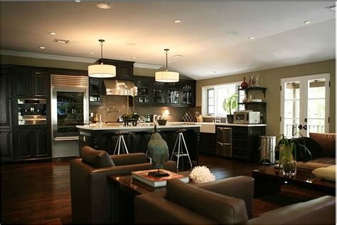 tiny kitchen designed by kim lewis jeff lewis small kitchen living room combo design
