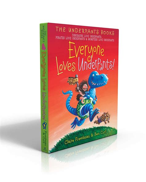 everyone loves underpants a 1471163075 everyone loves underpants book by claire freedman ben cort official publisher page simon