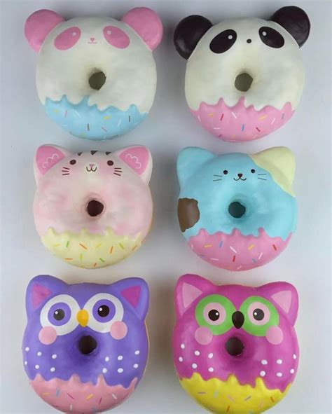Squishy Owl Pink Uk Besar 401 best squishies images on squishies slime