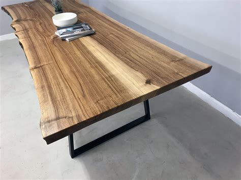 Live Edge Boardroom Table Live Edge Walnut Dining Boardroom Table Revive Joinery