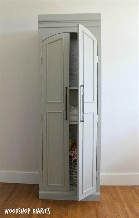 diy pantry cabinet ana white