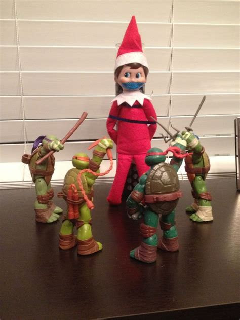 On The Shelf Pintrest by Tmnt On The Shelf Traditions