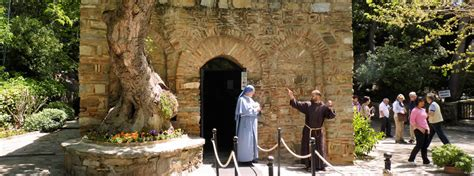 house of the virgin mary house of virgin mary ephesus breeze
