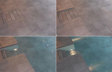 Pool Floor by On Water Elevating The Swimming Pool Floor
