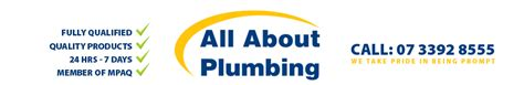 All About Plumbing by Plumbing Brisbane All About Plumbing