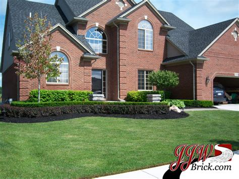 Landscape Architect Detroit Front Yard Landscaping Design Photos Traditional