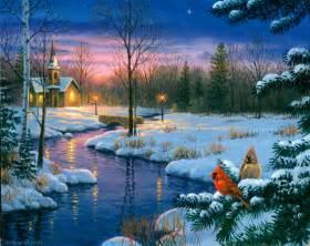 christmas paintings 19