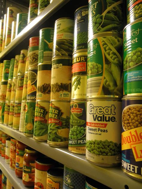 Ames Food Pantry by The Shop Non Perishable Items