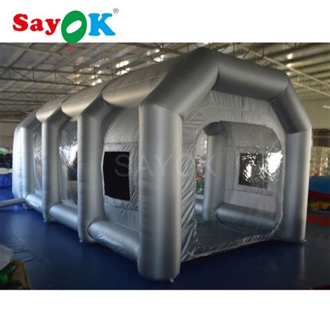 Booth Portable Jumbo 150x70x90 Outdoor Portable Paint Booth Large