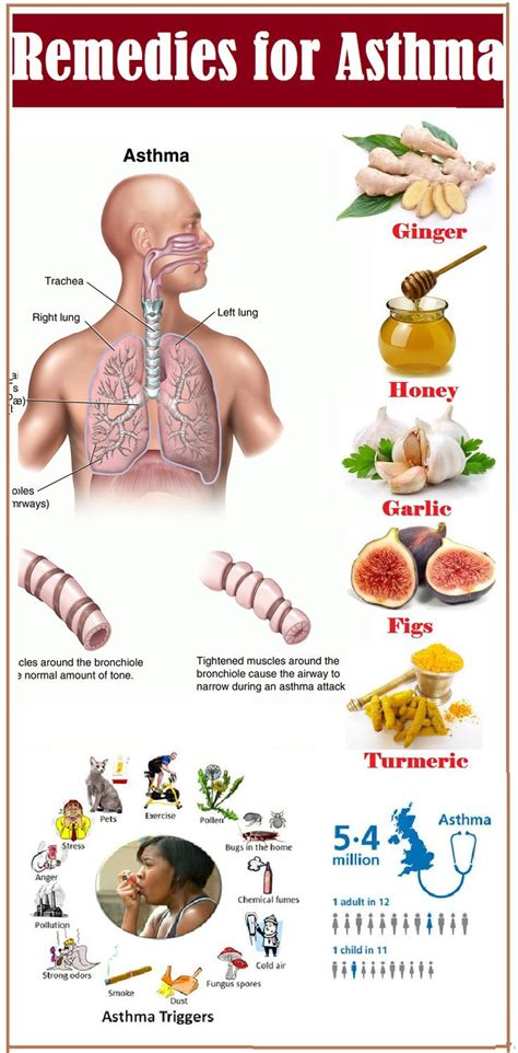 home remedies for asthma health
