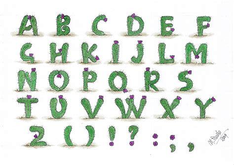 alfabeto cactus canada zebra