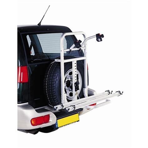 porta bici x auto porta bici posteriore fabbri gringo 4x4 per 2 bici