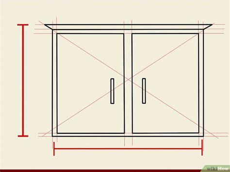 costruire armadietto in legno come costruire un armadietto 15 passaggi illustrato