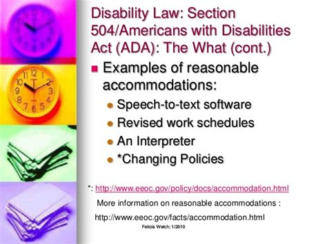 section 504 of the ada disabilities and you student edition 2
