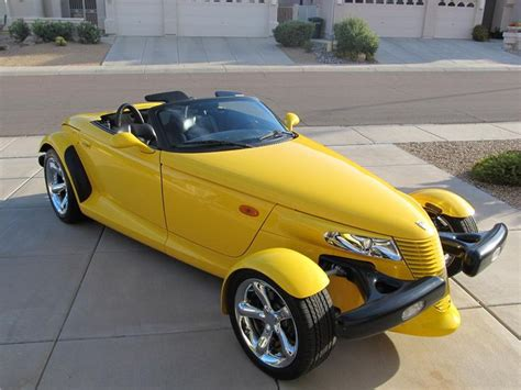 chrysler sports car 25 best plymouth prowler images on pinterest plymouth