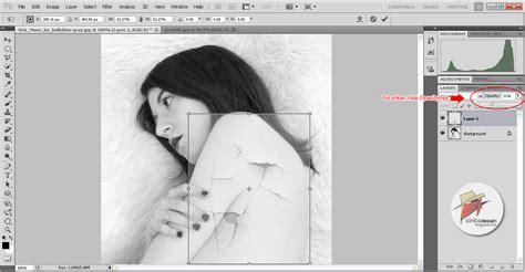 tutorial membuat album kolase wedding membuat efek retak di photoshop album kolase wedding