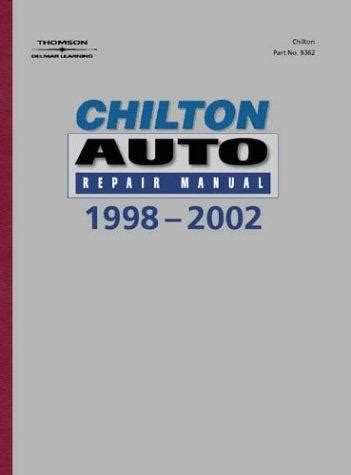 service manual chilton car manuals free download 1998 chevrolet cavalier transmission control 1998 2002 chilton s auto repair manual