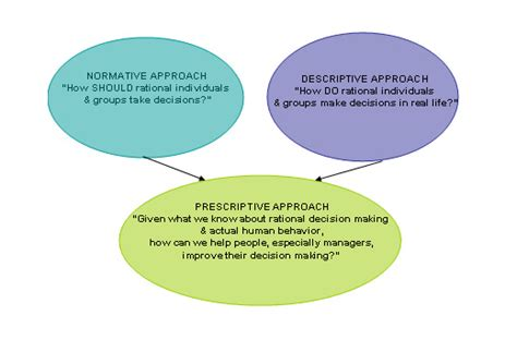 normative pattern definition mission centre for decision making and risk analysis
