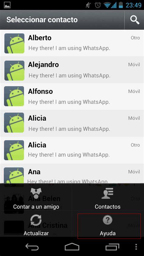 preguntas para hacer por wasap preguntas frecuentes sobre whatsapp