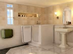 Hands bath handicap accessible walk in bathtub modern home decor