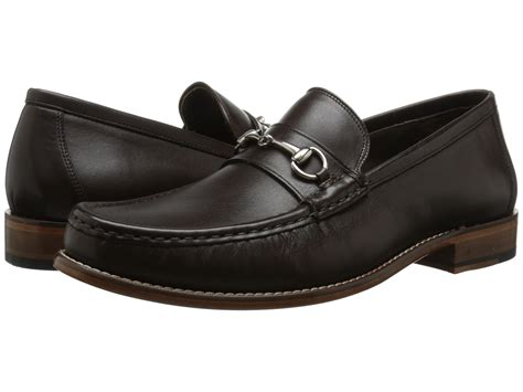 cole hann loafer cole haan britton bit loafer in brown lyst