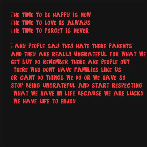 Always What Time It Is by Parents Quotes Quotesgram