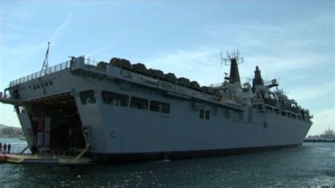 rescue plymouth plymouth navy ship to aid migrant rescue west country
