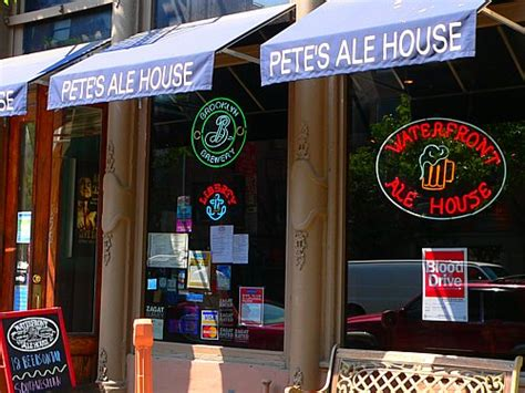 waterfront ale house new york city beer guide bars