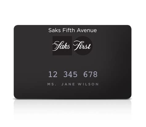 Saks Off Fifth Gift Card - saksfirst bonus rewards program saks com