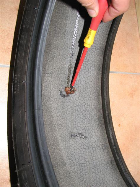 Motorrad Reifen Nagel by Motorradreifen Reparieren Kandidatnr2