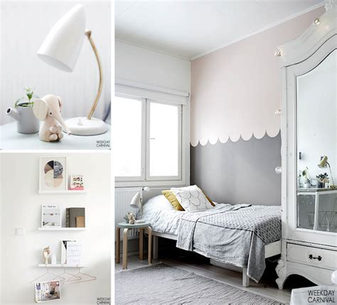 pink and gray bedroom wt do u think nersian s lovenordic
