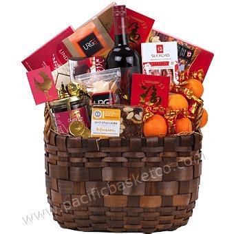 new year basket new year 2017 gift basket