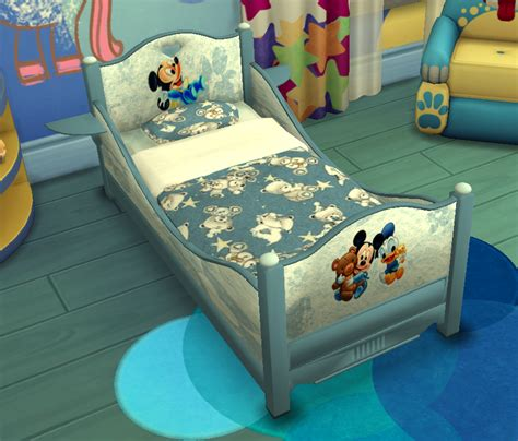 sims 3 toddler bed sims 4 custom content download classic toddler bed sanjana sims studio