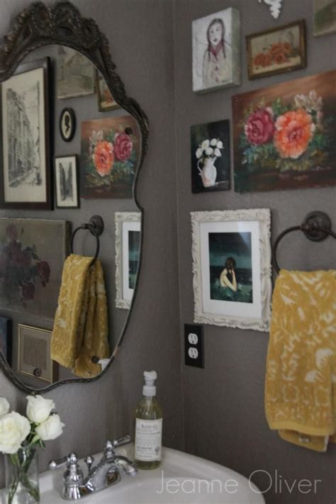 decorate old bathroom 25 best ideas about eclectic bathroom on pinterest