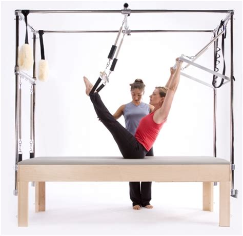 pilates trapeze table for sale balanced trapeze table cadillac fitness superstore