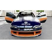 Hans Nissan Silvia From The Fast And Furious Tokyo Drift
