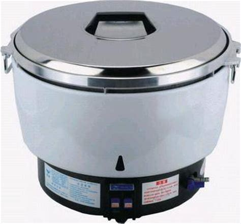 Rice Cooker Gas 10 Liter gas rice cooker 10l with cast aluminum innerpot id 3189217