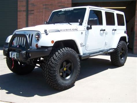 Jeep 827 3 Leather sell new 14 rubicon unlimited white colored hardtop leather 430n nav bt 3 6 285hp in
