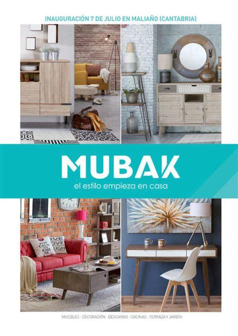 mubak ofertas catalogo  folletos ofertia