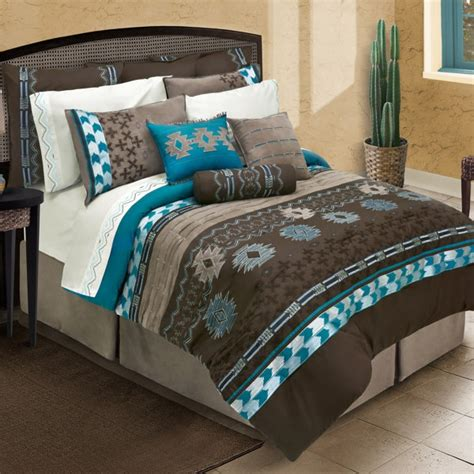 teal and brown comforter set 17 best images about teal brown bedroom on pinterest
