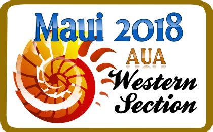 aua western section wsaua maui 2018