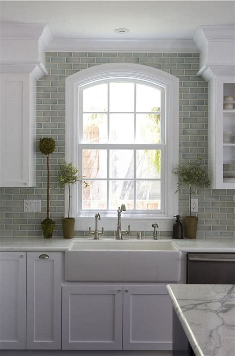 tile around kitchen window white subway tile around kitchen windowherpowerhustle com