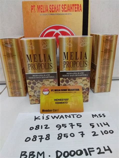 Melia Propolis 55 Ml melia propolis isi 55ml kemasan baru harga hemat