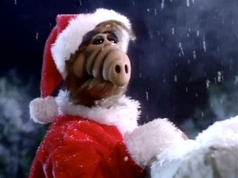 retro awesomeness an 80s blog alf learns the holiday spirit