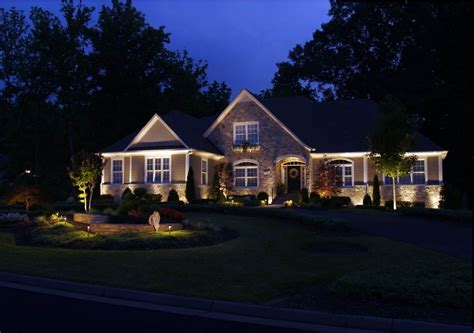 Exterior Led Landscape Lighting Outdoor Lighting Perspectives
