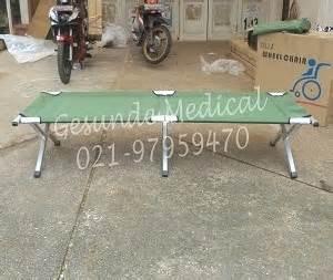 Ranjang Besi Lipat jual cing bed toko medis jual alat kesehatan