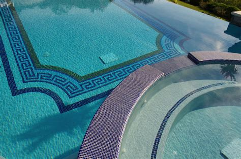 Tips In Choosing Swimming Pool Tile Interior Decorating Swimming Pool Tiles Designs