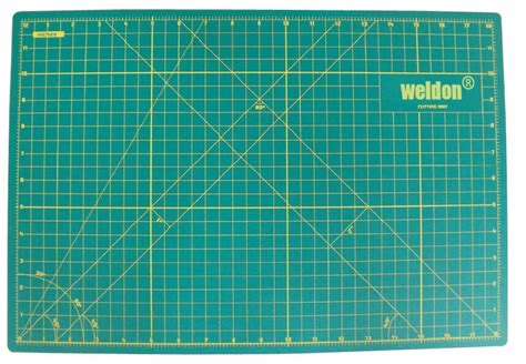 Cutting Self Healing Placemat A3 Size Tatakan Potong Gr Murah self healing cutting setting mat 4x4 inch scrapbooking craft supplies