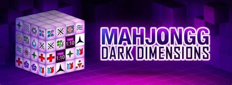 Pch Games Mahjongg Dark Dimensions - mahjongg dimensions