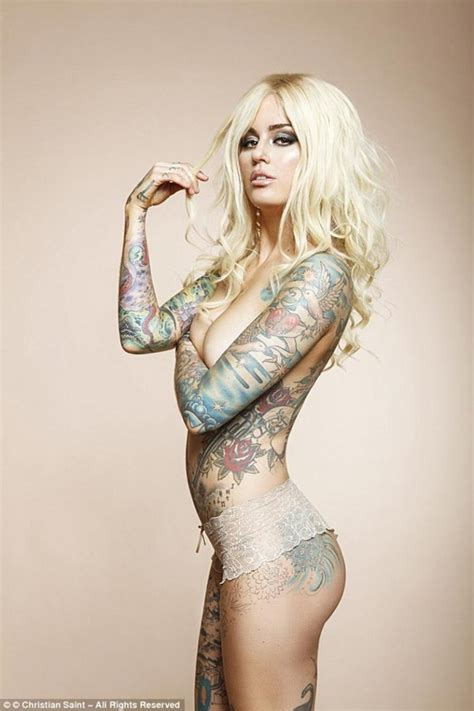 steve allen motor factors think tattoos are for thugs think again the stunning